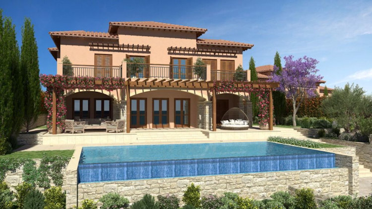 New Poseidon Villa Collection Opens at Aphrodite Hills Resort, Cyprus