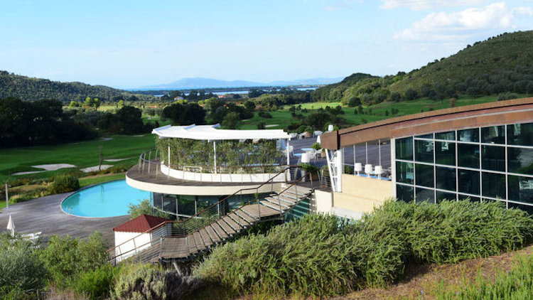 Autumn Indulgence on Offer with 'Golf & Taste' at Tuscany's Argentario Golf Resort & Spa