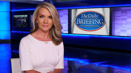 Interview with Dana Perino from Fox News