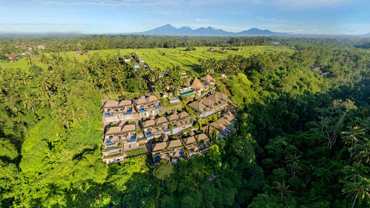 Viceroy Bali Named #1 Resort in the World