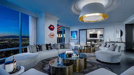Palms Casino Resort Las Vegas Unveils New Themed Suites