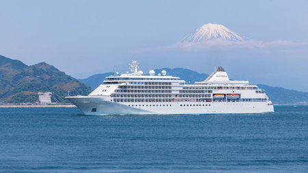 Silversea's Silver Whisper Sets Sail on World Cruise 2019