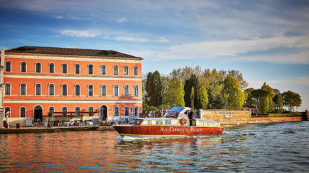 San Clemente Palace Kempinski Offers Unprecedented 4-Day 'Gilded Venice
