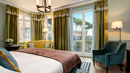 Hotel de la Ville - The Most Anticipated Hotel Opening in Rome