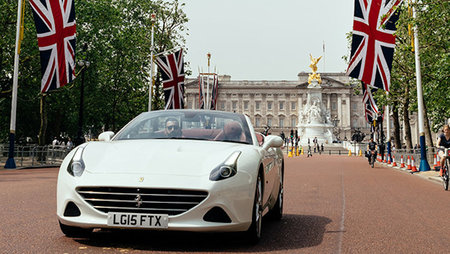 The Lanesborough Introduces New Fleet of Guest Supercars