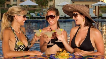 Ultimate Girlfriends Getaway at Pueblo Bonito Los Cabos