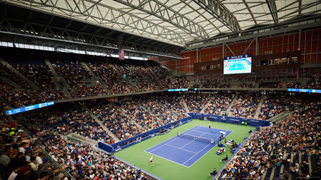 Experience The U.S. OPEN Center Court with JetSuite