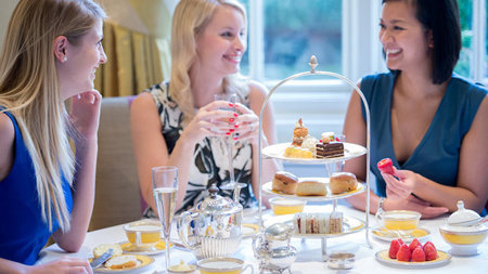 Celebrate Afternoon Tea Week in the UK, August 12-18