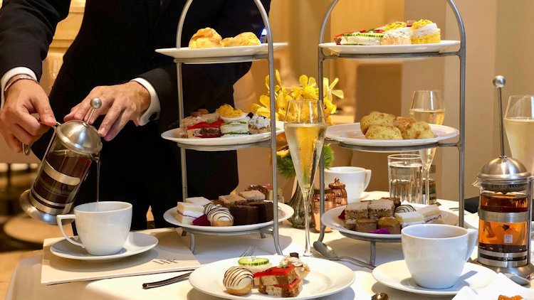 New Traditional Afternoon Tea with a Southern Twist at Waldorf Astoria Atlanta Buckhead