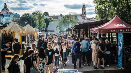 Vilnius: Undiscovered Foodie Destination and the New Baltic Cuisine