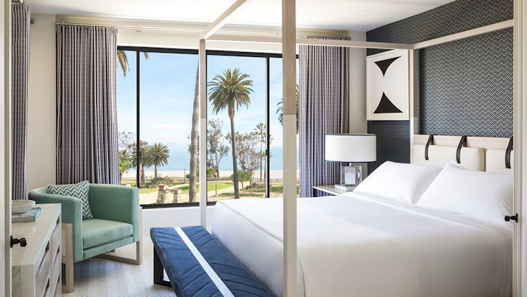Newly Redesigned Oceana Debuts in Santa Monica