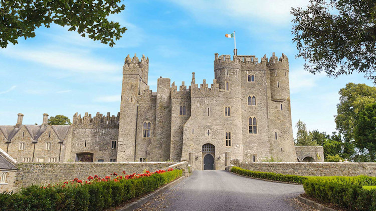 Kilkea Castle Introduces New Luxury Spa & Wellness Center, Star Chef & more