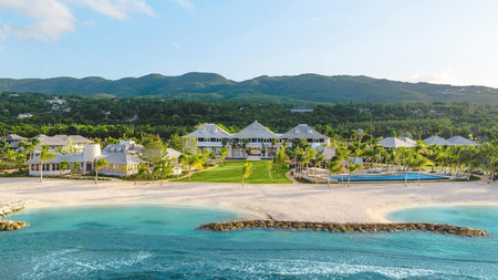 Eclipse at Half Moon Opens in One of the Caribbean's Most Iconic Settings