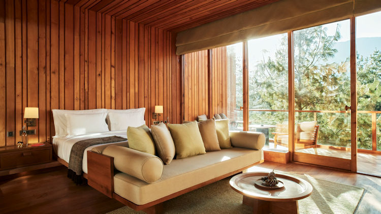 Six Senses Bhutan Unveils its Final Lodge, the 'Forest Within A Forest'