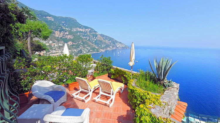 Le Agavi Invites Travelers to Indulge in Positano Paradise