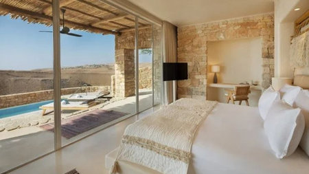 Six Senses Shaharut Debuts in Israel this Summer