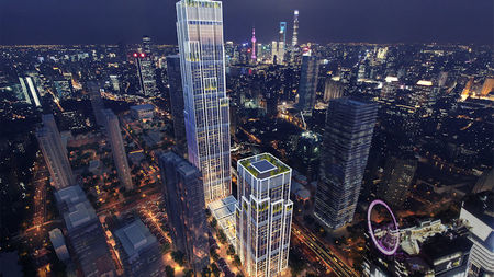 Rosewood Shanghai to Break Ground in 2022 as the Brand's Seventh Asia Property