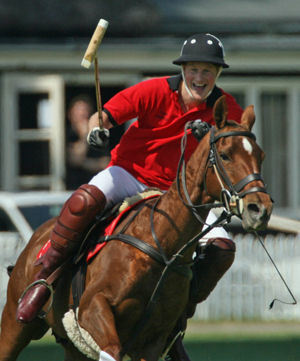 Prince Harry to Play in New York City Polo Classic
