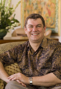 Interview with the General Manager of The St. Regis Bali Resort