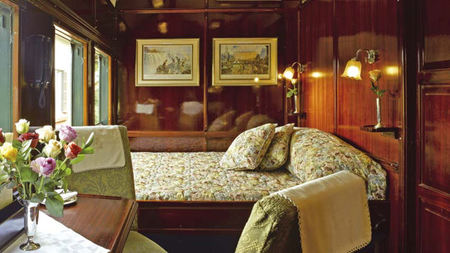 Experience Rovos Rail, South Africa's Most Exclusive Luxury Train
