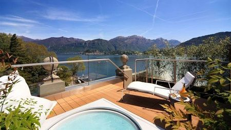 Lake Como's Iconic Grand Hotel Tremezzo Unveils Exclusive Rooftop Floor Suites