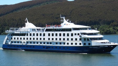Cruise Patagonia With Early Season Offer