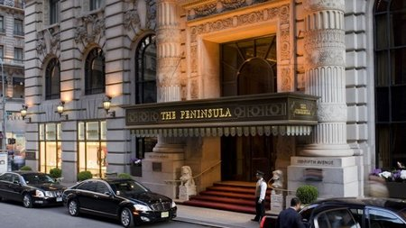 The Peninsula Hotels Offer Family Packages this Summer