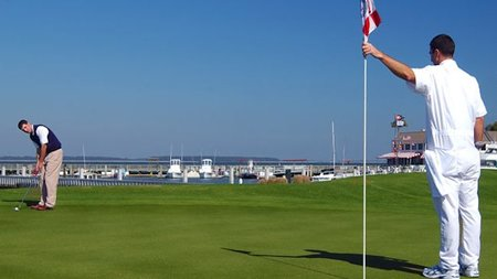 The Sea Pines Resort Offers Harbour Town Golf Experience