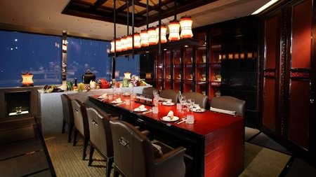The Ritz-Carlton, Hong Kong Offers Chef's Table Dom Pérignon Pairing Menu