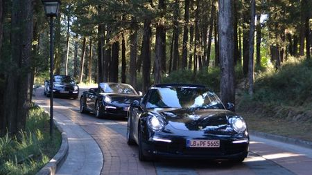 Magnificent Tuscany Driving Tour in your PORSCHE of Choice