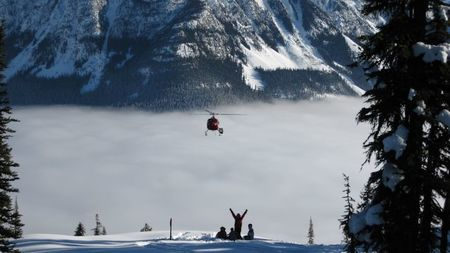 First Private Heli-Skiing & Wilderness Adventure Club Opens in British Columbia