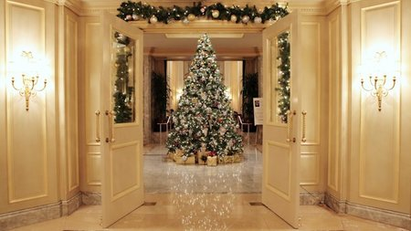 The Ritz-Carlton, San Francisco Celebrates the Holidays with Tree Lighting Ceremony