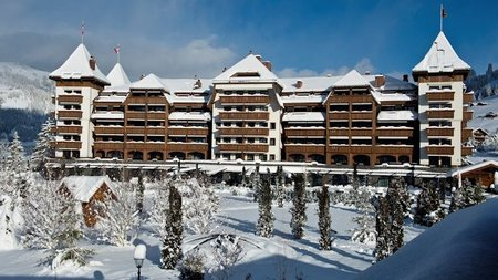 The Alpina Gstaad Debuts New Suite for Winter Season