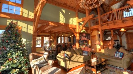 Luxurious Vermont Ski Homes Are A Little Piece of Paradise