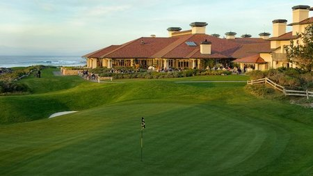 Complimentary Golf at Pebble Beach Resorts