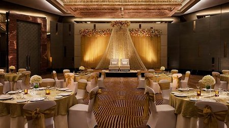 Luxury Weddings Created Perfectly at JW Marriott Hotel Chandigarh