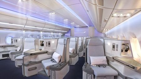 Finnair Unveils Cabin Design For Next-Generation Airbus A350 XWB Aircraft