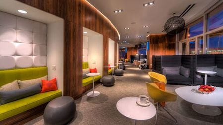 Amex Unveils The Centurion Lounge at NY LaGuardia Airport