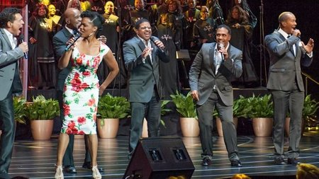 The Venetian Las Vegas to Feature GEORGIA ON MY MIND: Celebrating The Music of Ray Charles