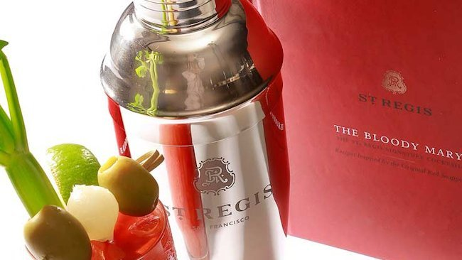 St. Regis Bottles their Famed Bloody Mary