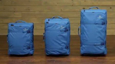 Eagle Creek Introduces New 'No Matter What™' Flatbed Duffels