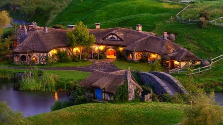 Journey to New Zealand, Home of Middle-earth