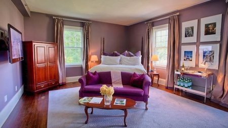 Spend Valentine's in the Berkshires with the Kemble Inn-dulgence Romance Package