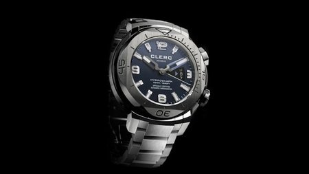 CLERC Hydroscaph: A New Breed of Swiss Luxury Diving Watches