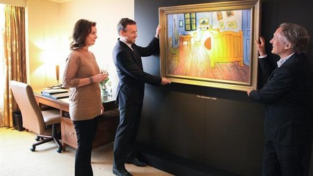 Exclusive Van Gogh Suite and Exhibition in Hotel Okura Amsterdam