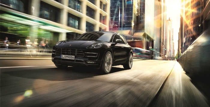 Hertz Introduces The Porsche Macan Turbo To Its Dream Cars Collection