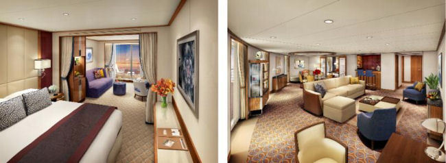 Seabourn Unveils Ultra-Luxurious Suites On New Seabourn Encore