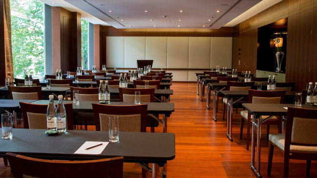 Park Hyatt Zurich Unveils New Meeting Rooms
