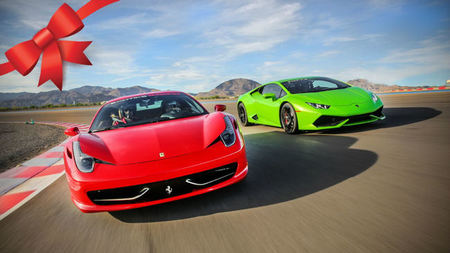 Exotics Racing Offers the Perfect Holiday Gift for the Auto Enthusiast