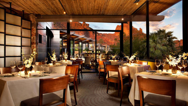 4d30591c19 Divine Thanksgiving Dining at Sanctuary on Camelback Mountain